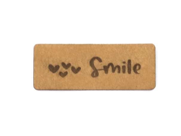 SnaPpap Label - Herzchen, Smile