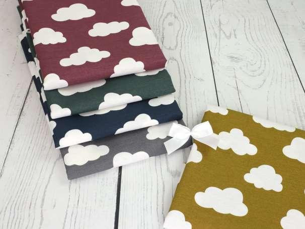 Canvas - Wolken - verschiedene Farben