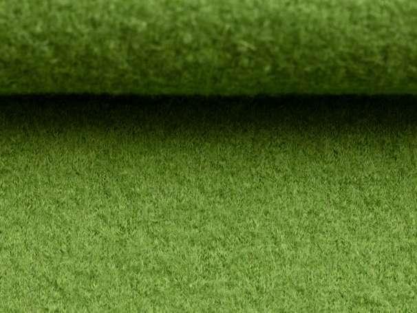 Wollstoff - Walk - hellgrün