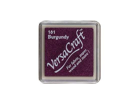 Stempelkissen für Stoff - Versa Craft - 161 Burgundy