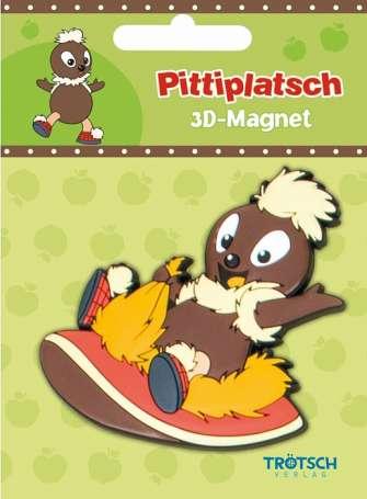 3D-Magnet - Pittiplatsch