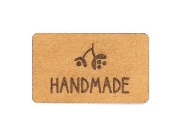 SnaPpap Label - Mistelzweig, Handmade