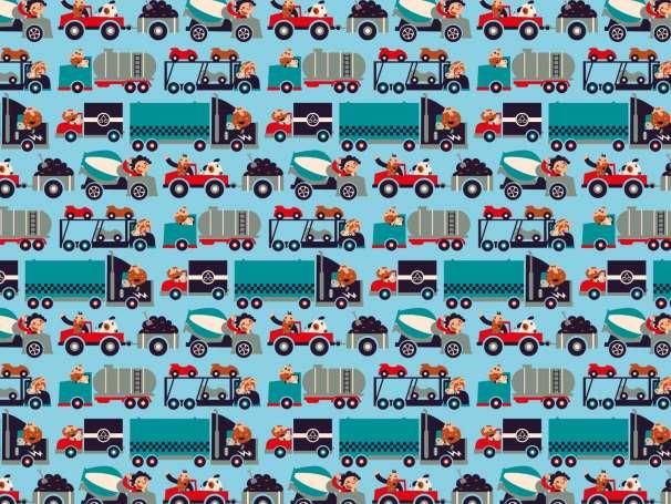 Jersey Eigenproduktion - Truck Dudes