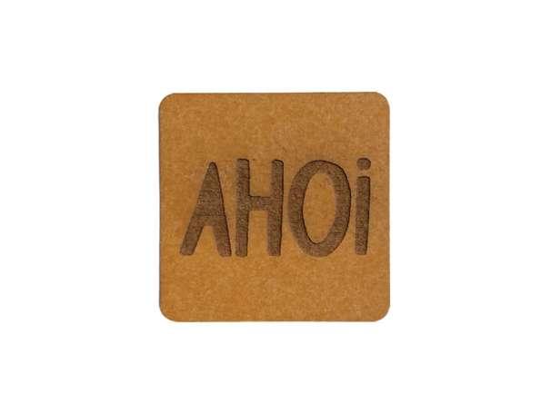 SnaPpap Label - Quadrat - AHOI