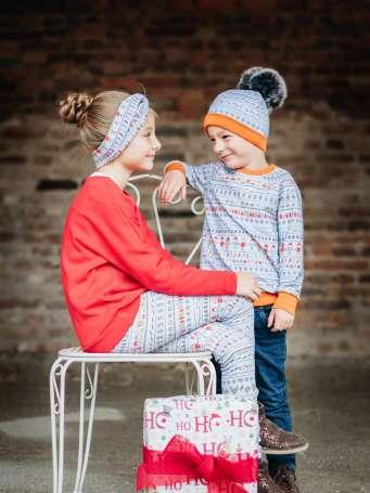 Jersey Stoff - Lillestoff - Susalabims Weihnachtspulli - Nähbeispiel