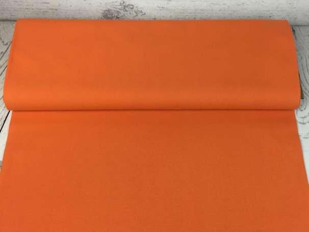 Bündchenstoff - orange