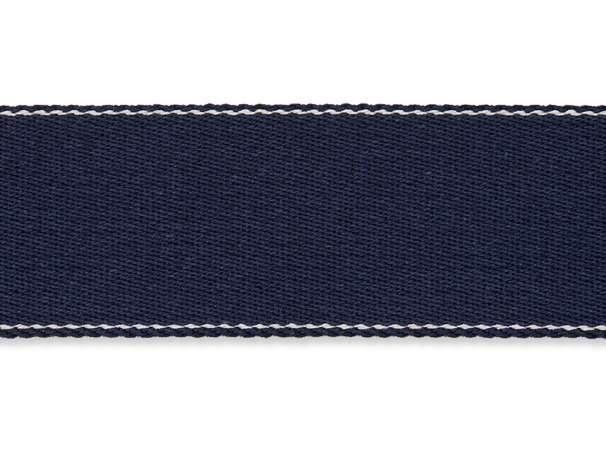 Taschengurtband - 40mm - dunkelblau