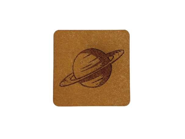 SnaPpap Label - Quadrat - Planet