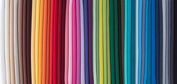 Baumwolle Stoff - Uni - alle Farben