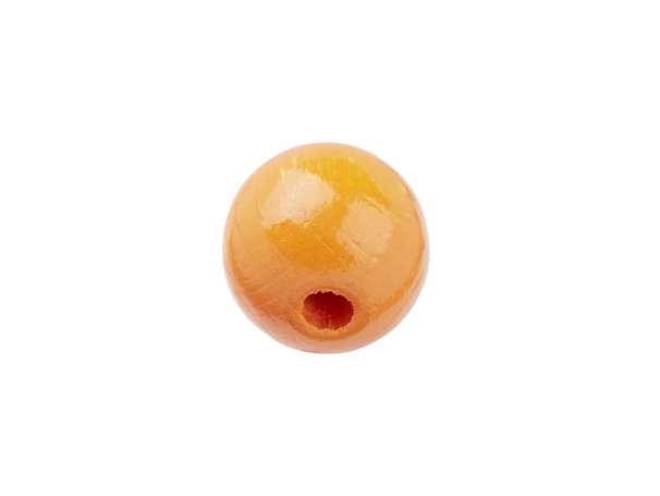 Schnulli-Sicherheits-Perlen - 10 Stück - 12 mm aprikot