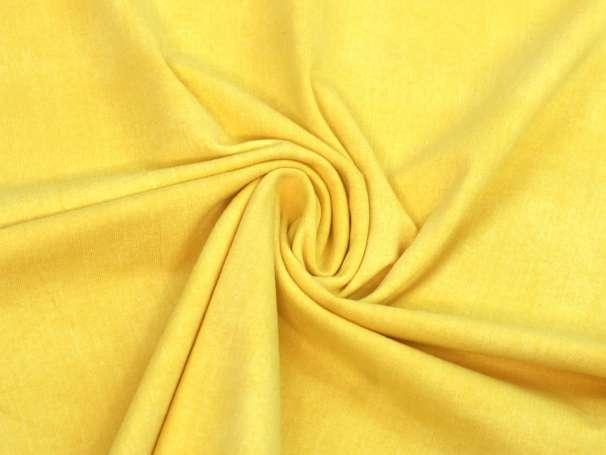 Jersey Stoff - Jeansoptik - SYDNEY, gelb