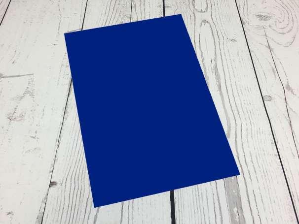 Powerflex Plotterfolie - DIN A4 - royalblau