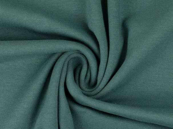 Bündchenstoff - HW 20-21 - smaragd