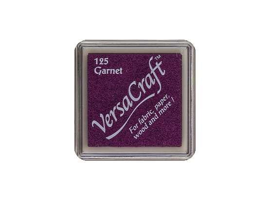 Stempelkissen für Stoff - Versa Craft - 125 Garnet