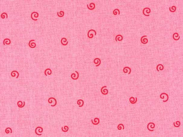 Westfalenstoffe - JUNGE LINIE - Kreisel, pink
