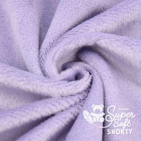 Plüschstoff - SuperSoft SHORTY - lavendel