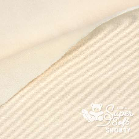 Plüschstoff - SuperSoft SHORTY - haut