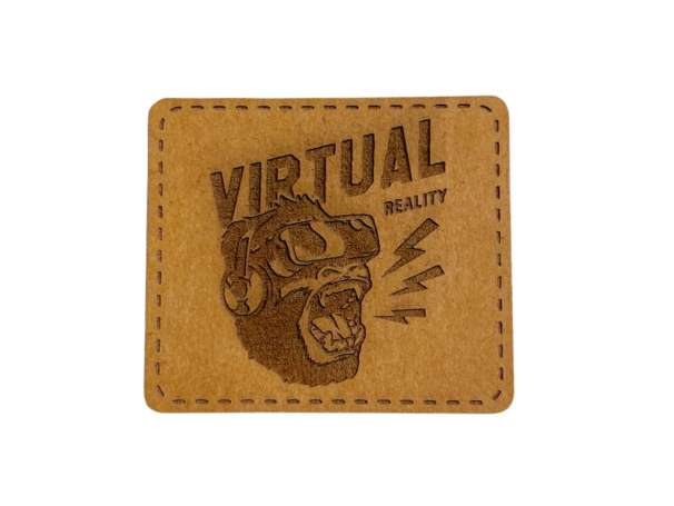 SnaPpap Label - Gorilla, Virtual Reality
