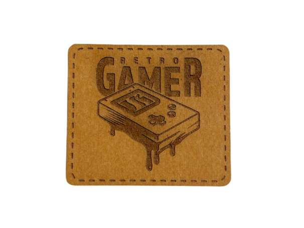 SnaPpap Label - Retro Gamer