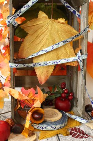 Webband - Autumn Leaves