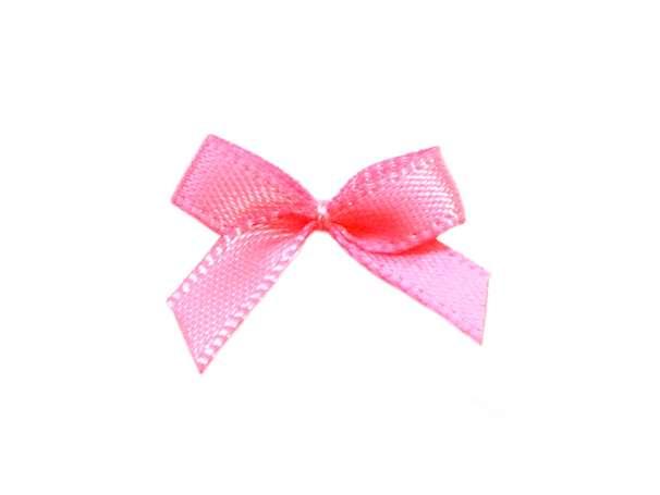 Satin Schleife - 19 mm - pink