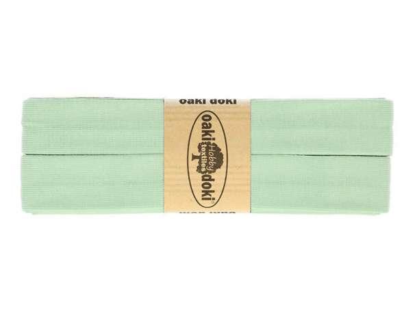 3m Jersey Schrägband - Viskose - 025 helles mint
