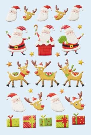 SOFTY-Sticker - Weihnacht
