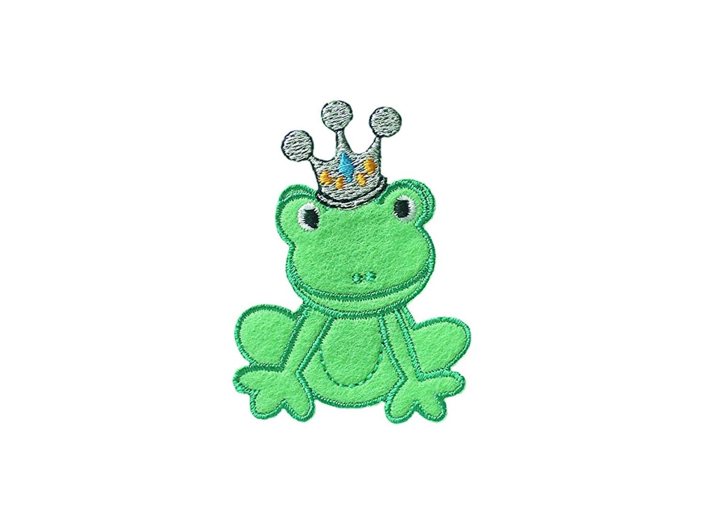 applikation  frosch mit krone  online kaufen  kathi