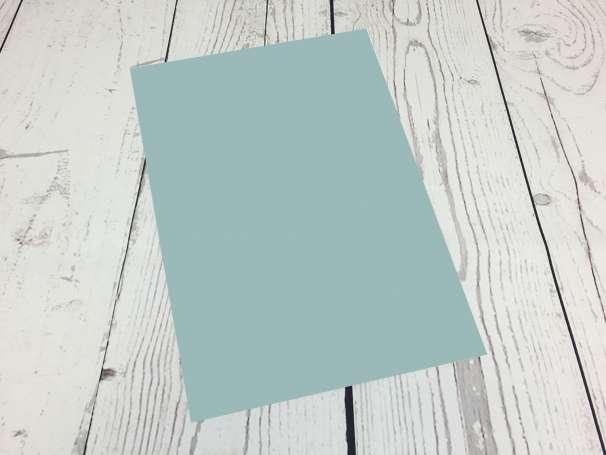 Chameleon Plotterfolie - DIN A4 - blau