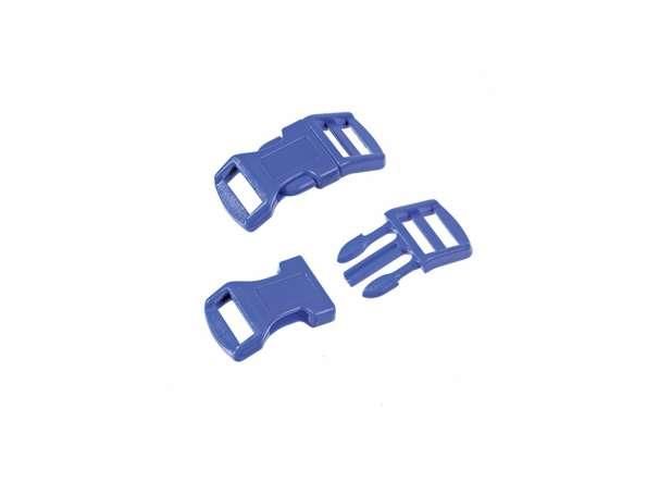 Klickschnalle - Kunststoff - 16 / 20mm - royalblau