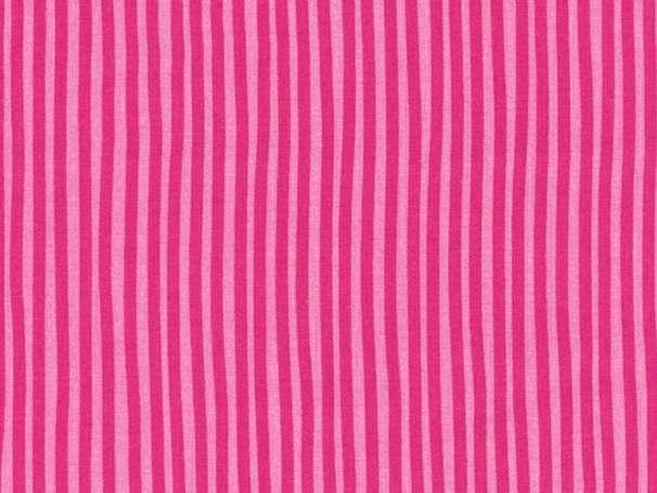 Westfalenstoffe - JUNGE LINIE - Streifen, pink
