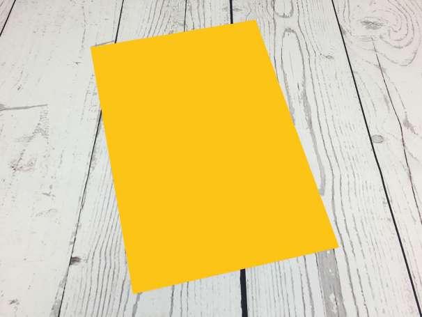 Powerflex Plotterfolie - DIN A4 - butterblume