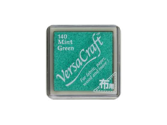 Stempelkissen für Stoff - Versa Craft - 140 Mint Green