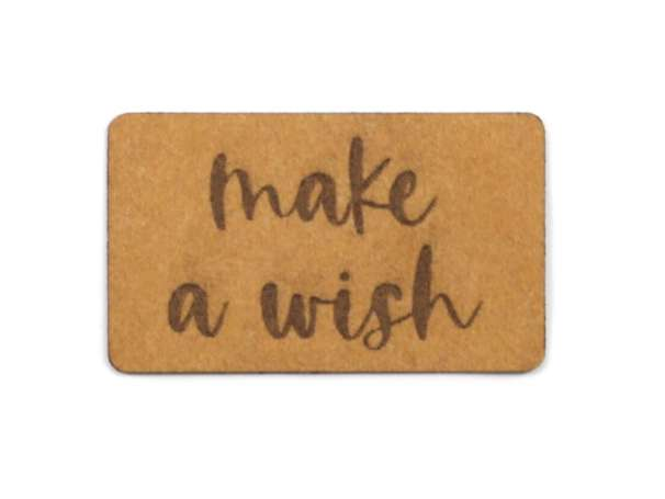 SnaPpap Label - Make a Wish