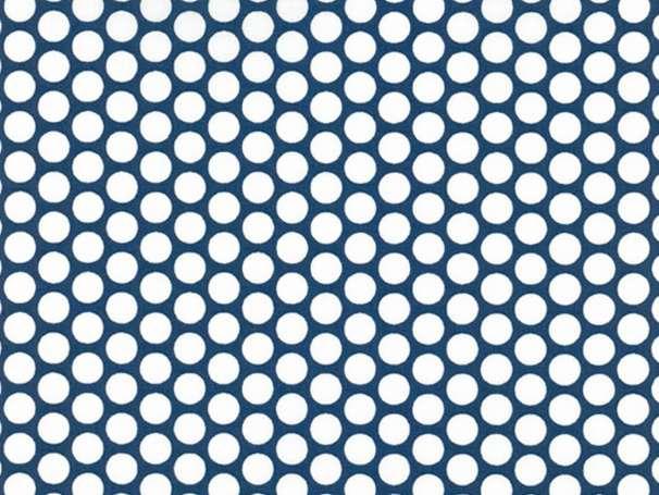 Westfalenstoffe - KOPENHAGEN - Tupfen, blau