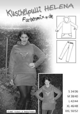 Farbenmix Schnittmuster - Helena