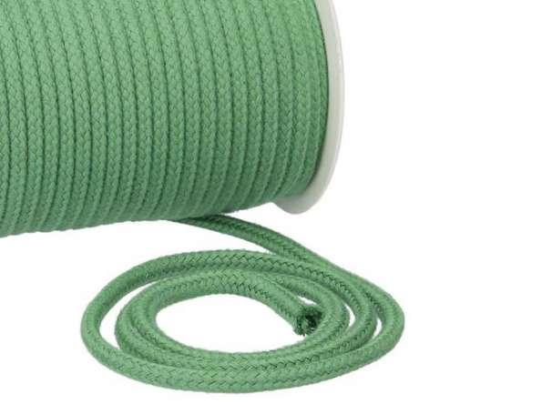 Baumwollkordel 8mm - grasgrün
