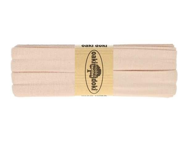 Jersey Schrägband - Viskose - 033 blassrosa