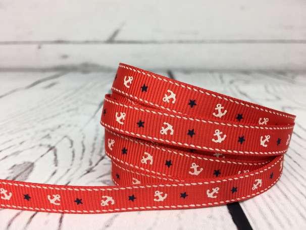 Ripsband rot - Anker
