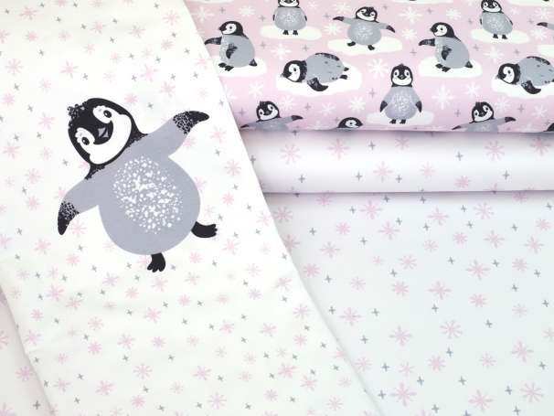 French Terry - Pinguin Serie