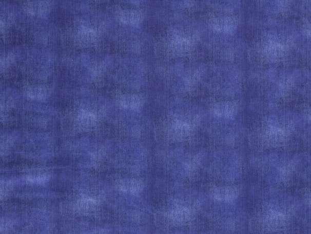 French Terry - Jeansoptik, jeansblau