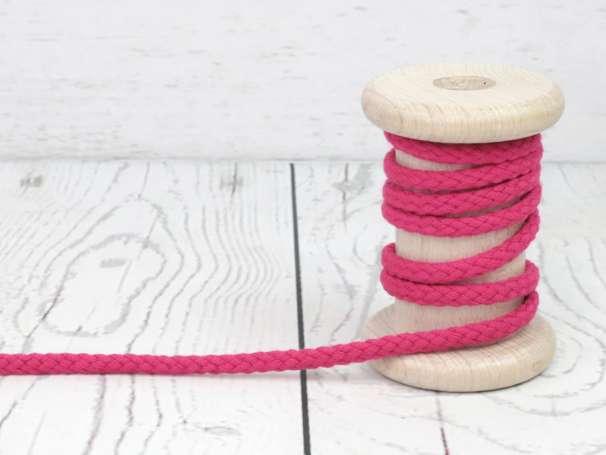Kordel Baumwolle - 5 mm - pink