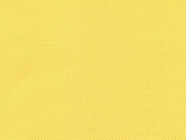 Baumwolle Stoff - Pin Dots Yellow