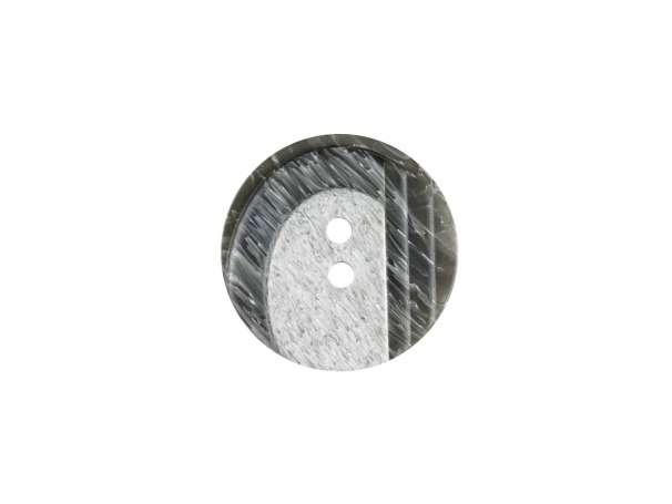 Modeknopf - 18 mm - grau