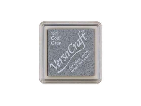Stempelkissen für Stoff - Versa Craft - 181 Cool Gray