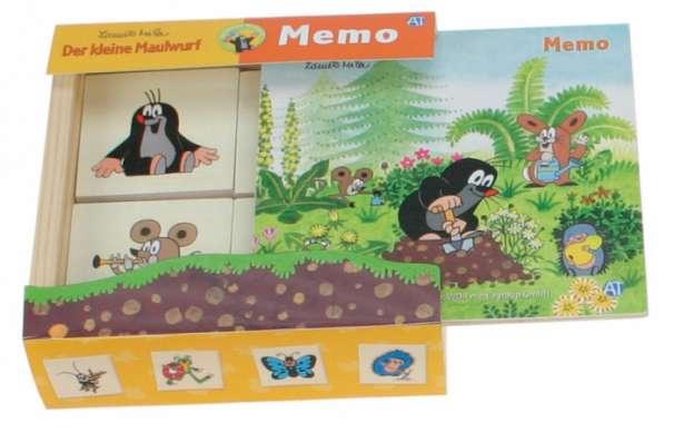 Memo - Der kleine Maulwurf