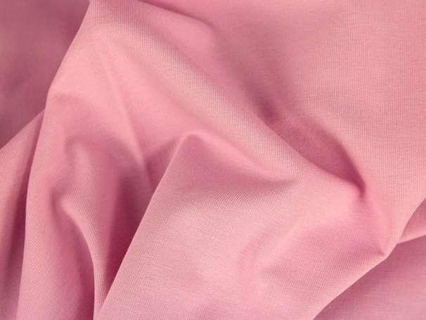 Sweat Stoff - rosa
